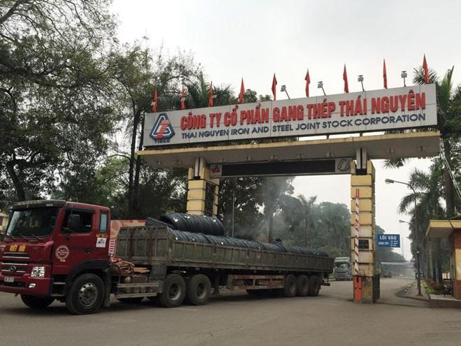 """""""Đống thép nghìn tỷ"""" tại Thái Nguyên, cứu vì ai?"""