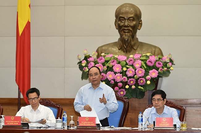 """Thủ tướng Nguyễn Xuân Phúc: """"Phải xử hình sự vi phạm nghiêm trọng an toàn thực phẩm"""""""