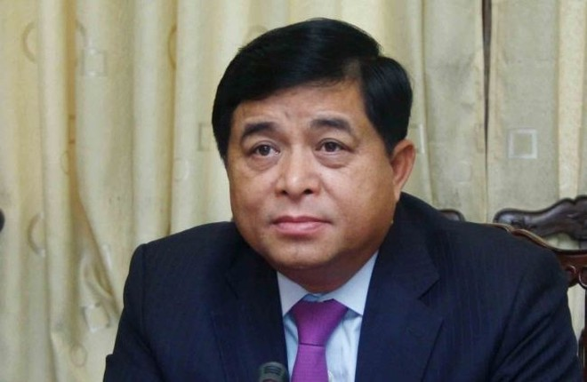 Bộ trưởng Bộ Kế hoạch và Đầu tư Nguyễn Chí Dũng: Coi doanh nghiệp là đối tác
