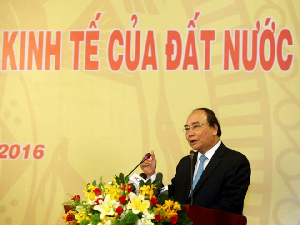 Thủ Tướng Nguyễn Xuân Phúc: Chính phủ do dân, phải lắng nghe vì dân