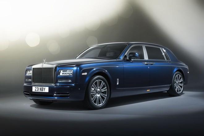 Sau 1/7, mua xe Rolls Royce Phantom Đông A phải trả thêm 30 tỷ đồng