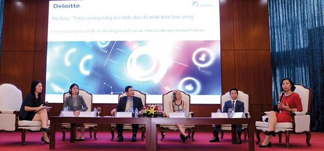 Deloitte Việt Nam và khát vọng ngành nghề