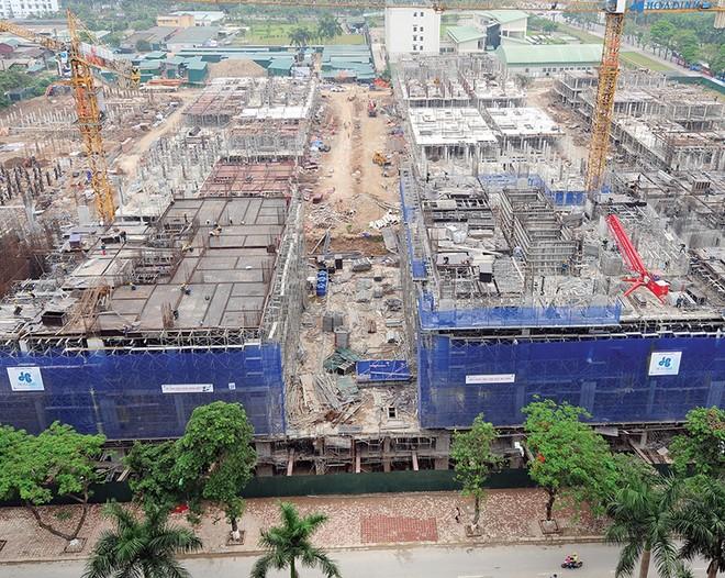 Đã bán gần hết sản phẩm, Dự án Mon City đang triển khai đến đâu?