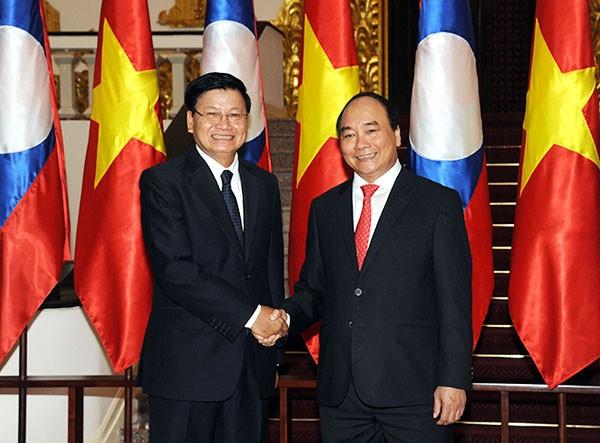 Đưa kim ngạch thương mại Việt Nam - Lào tăng 20% trong năm nay