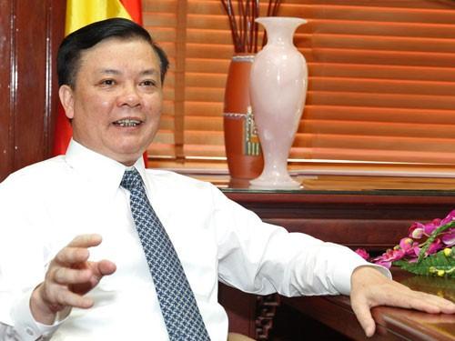 Bộ trưởng Đinh Tiến Dũng: hỗ trợ DN phát triển để tạo nguồn thu ngân sách Nhà nước