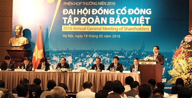 Tập đoàn Bảo Việt lên kế hoạch gia nhập câu lạc bộ tỷ đô