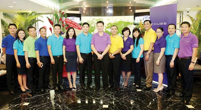 Chủ tịch HĐQT kiêm TGĐ Chubb Life Việt Nam: Thực hiện hoài bão trên đất Việt