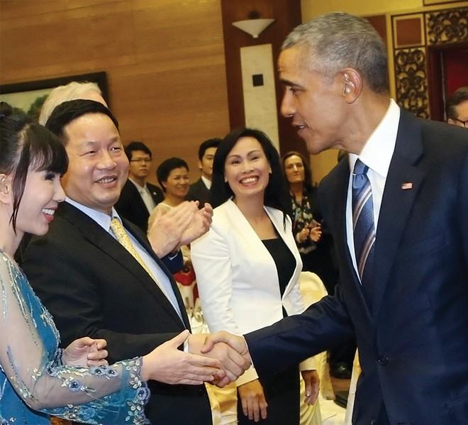 Những dấu ấn kinh tế từ chuyến công du lịch sử của Tổng thống Obama