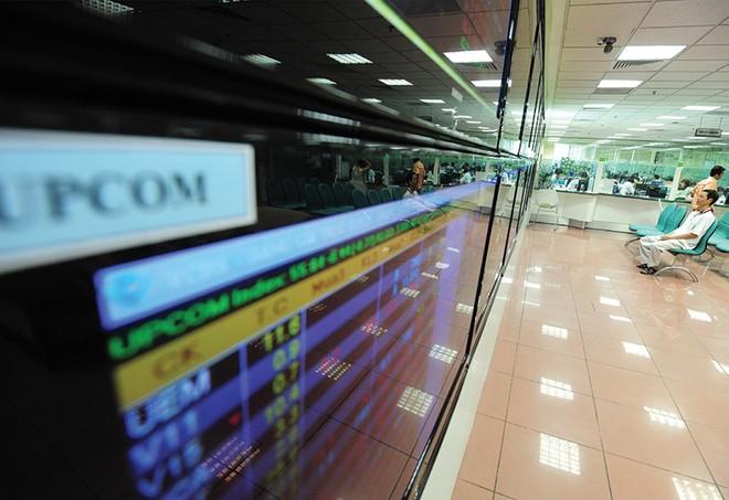 UPCoM cũng thanh lọc cổ phiếu yếu
