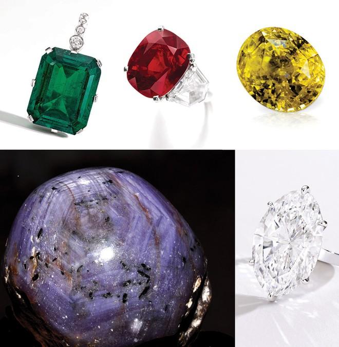 Chọn đá quý trang sức, phải biết các yếu tố này