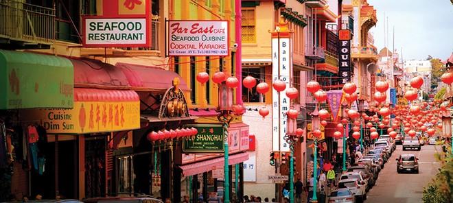 Người Trung Quốc đam mê đầu tư vào bất động sản Mỹ