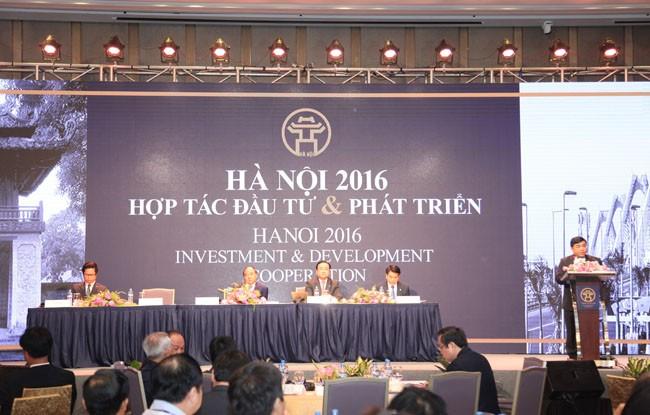 Hà Nội công khai danh sách 95 dự án đầu tư với số vốn lên tới 710.000 tỷ đồng