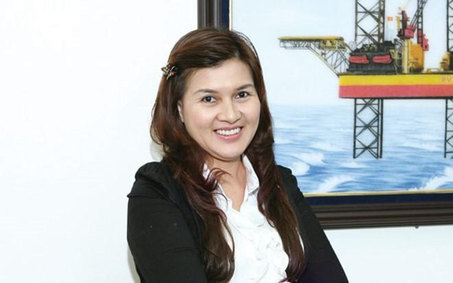 Nữ Phó tổng PVD làm Trưởng ban Tài chính Tập đoàn Dầu khí