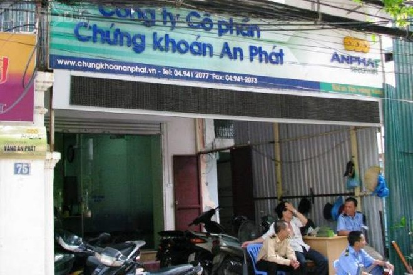 APG có cổ đông lớn là VietinBank Capital