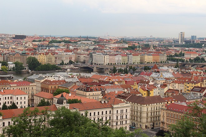 Một thoáng Praha