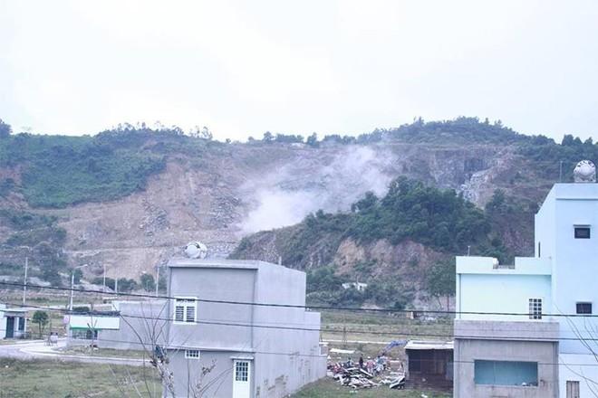 Đà Nẵng chấn chỉnh hoạt động khai thác tại mỏ đá Phước Tường
