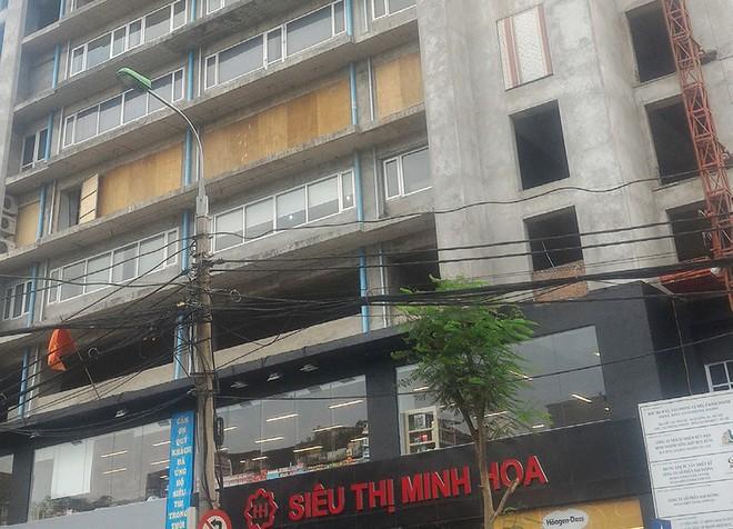 Bất lực với dự án địa ốc bỏ hoang giữa Hà Nội