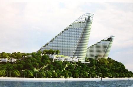 Công ty TNHH Định An muốn xây khách sạn 5 sao tại Hạ Long