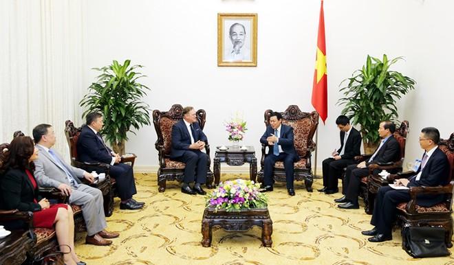 Việt Nam mong muốn thu hút các quỹ đầu tư mạo hiểm đầu tư vào khởi nghiệp