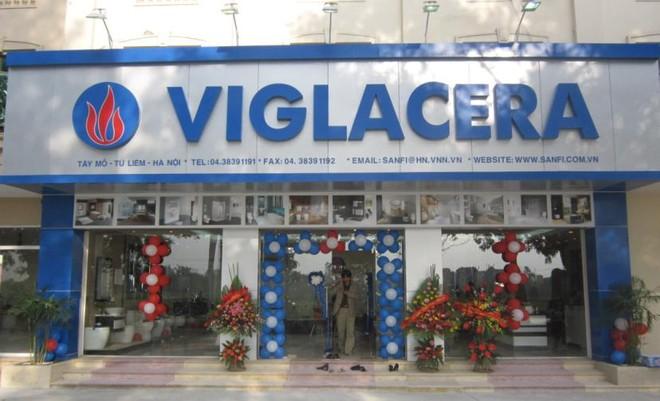 5 tháng, Viglacera đạt 284 tỷ đồng lợi nhuận