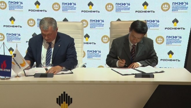 Việt Nam sẽ nhập 96 triệu tấn dầu từ Nga