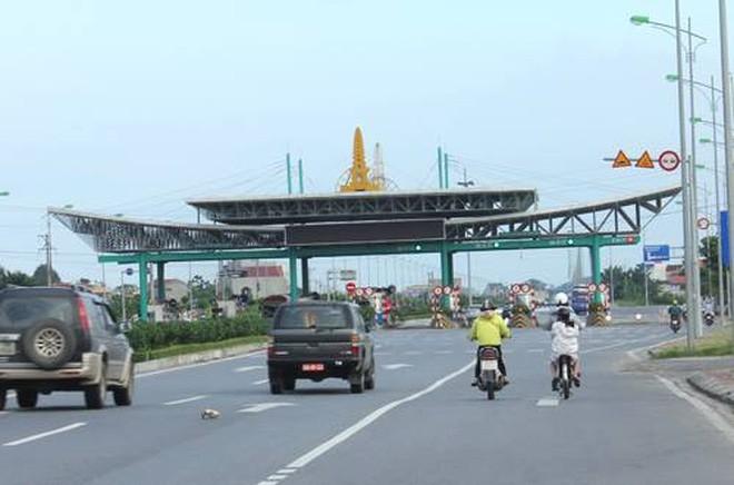 Xử lý số tiền phí đường bộ Tasco đã thu tăng giá tại trạm Mỹ Lộc-Nam Định