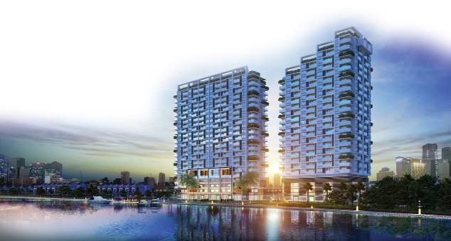 Cơn sốt mang tên căn hộ mặt tiền sông Sài Gòn