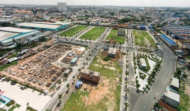 400 căn hộ cao cấp của Him Lam dành cho giới trẻ có giá từ 1,1 - 1,2 tỷ đồng/căn