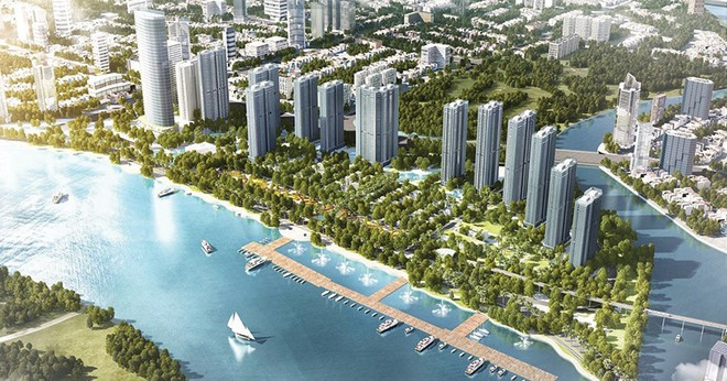 Vinhomes Golden River: Siêu dự án giữa lòng quận 1, TP. HCM