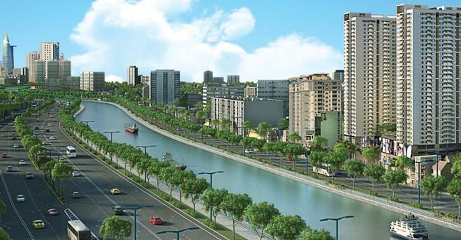Những dự án định vị tên tuổi TNR Holdings Việt Nam