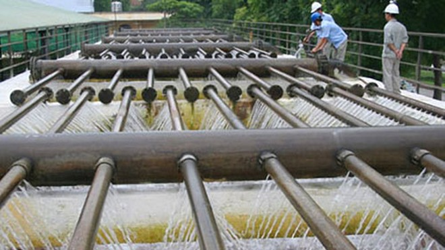 Hà Nội xây nhà máy nước mặt sông Đuống