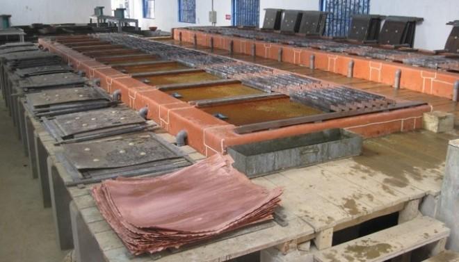 Khoáng sản Á Cường có thể bị thu hồi giấy phép khai thác