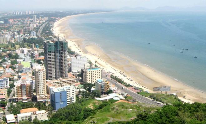 Tập đoàn Nguyễn Hoàng muốn xây khu phức hợp 5 sao tại Vũng Tàu