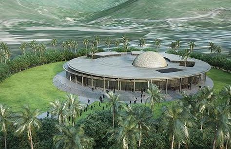 Đầu tư 286 tỷ đồng cho Tổ hợp không gian khoa học tại Quy Nhơn
