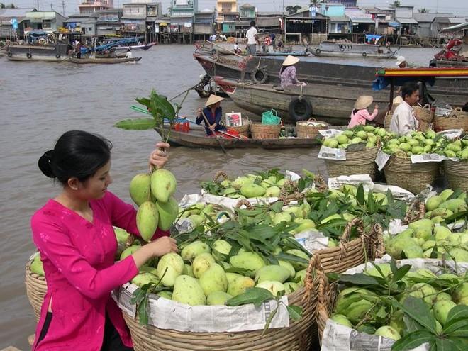 Mở cửa thế giới du lịch sông nước Mê kông