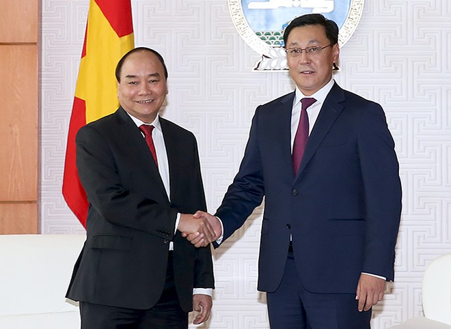 Mở ra trang mới cho quan hệ hợp tác Việt Nam - Mông Cổ