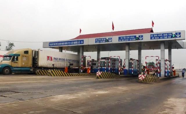 Từ 18/7 bắt đầu thu phí sử dụng đường bộ tại Trạm BOT Quốc lộ 1 Bắc Bình Định