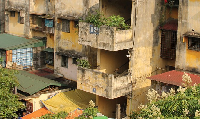 Cải tạo chung cư cũ sắp có lối thoát