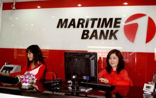 Maritime Bank: Lợi nhuận trước thuế tăng 163% so với cùng kỳ năm 2015