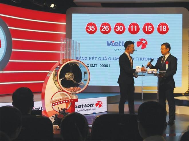Canh bạc 210 triệu USD của Vietlott - Berjaya