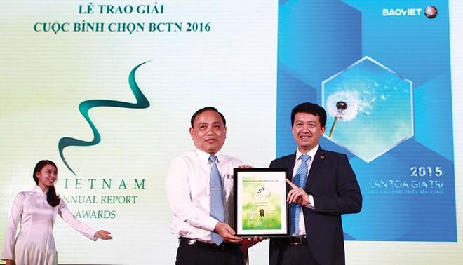 Bảo Việt: Làm báo cáo để hướng tới những chuẩn mực cao hơn