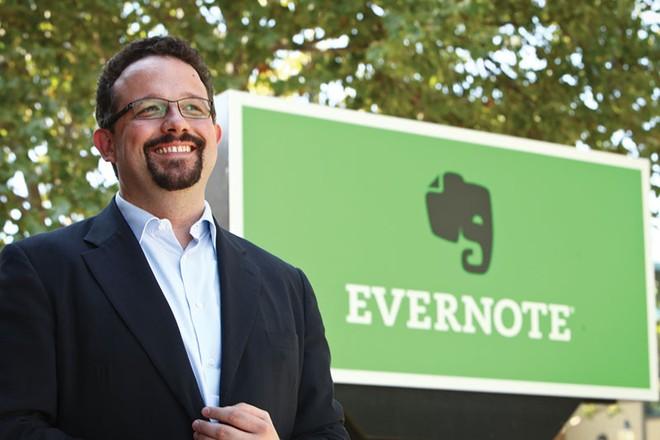 CEO Evernote: Nhận nhiệm vụ vì ưa thách thức