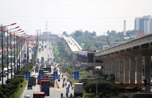 Lộ hình hài đầu tiên tuyến metro Bến Thành - Suối Tiên