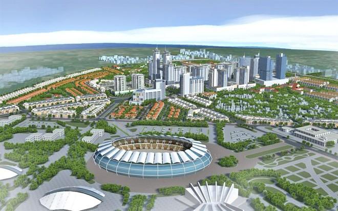 Đẩy nhanh giải phóng mặt bằng xây dựng Đại học Quốc gia Hà Nội tại Hòa Lạc