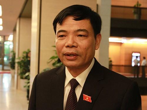 Bộ trưởng Bộ Nông nghiệp Nguyễn Xuân Cường: Nông nghiệp cần một cuộc cách mạng