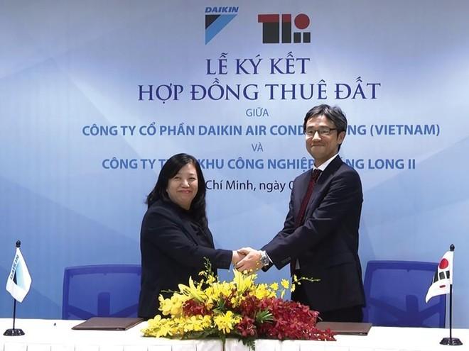 Daikin đầu tư 93,6 triệu USD xây nhà máy sản xuất điều hòa không khí lớn nhất Việt Nam