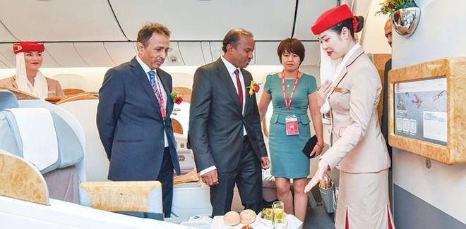 """CEO Emirates Việt Nam: """"Ở Việt Nam rất tuyệt"""""""