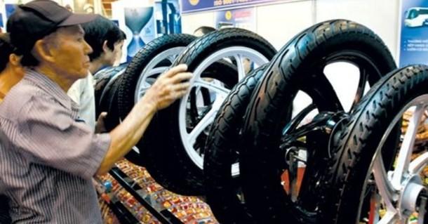 """Săm lốp xe máy Việt Nam xuất khẩu sang Thổ Nhĩ Kỳ chưa hết """"vận đen"""""""