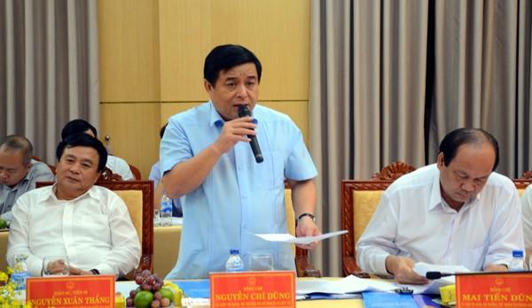 Thủ tướng Nguyễn Xuân Phúc: Quảng Ngãi phải đặc biệt coi trọng công tác quy hoạch