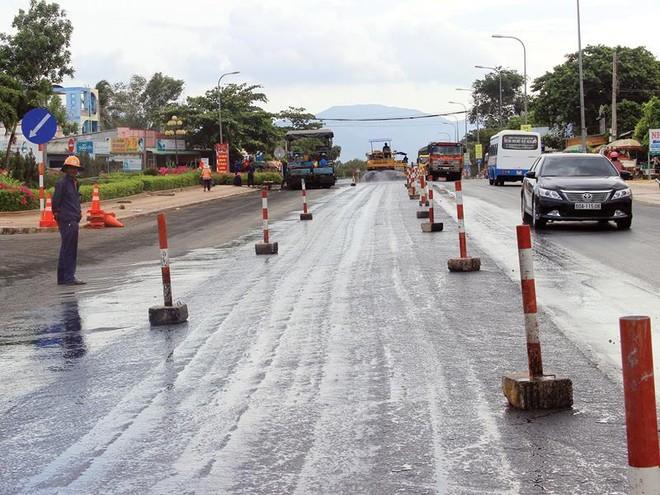 Nhiều sai sót tại Dự án BOT Quốc lộ 1 đoạn Phan Thiết - Đồng Nai